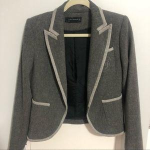 Zara schoolboy blazer